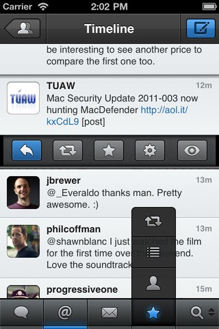 Tweetbot best twitter app for iphone